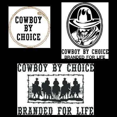 Cowboy by Choice Brand